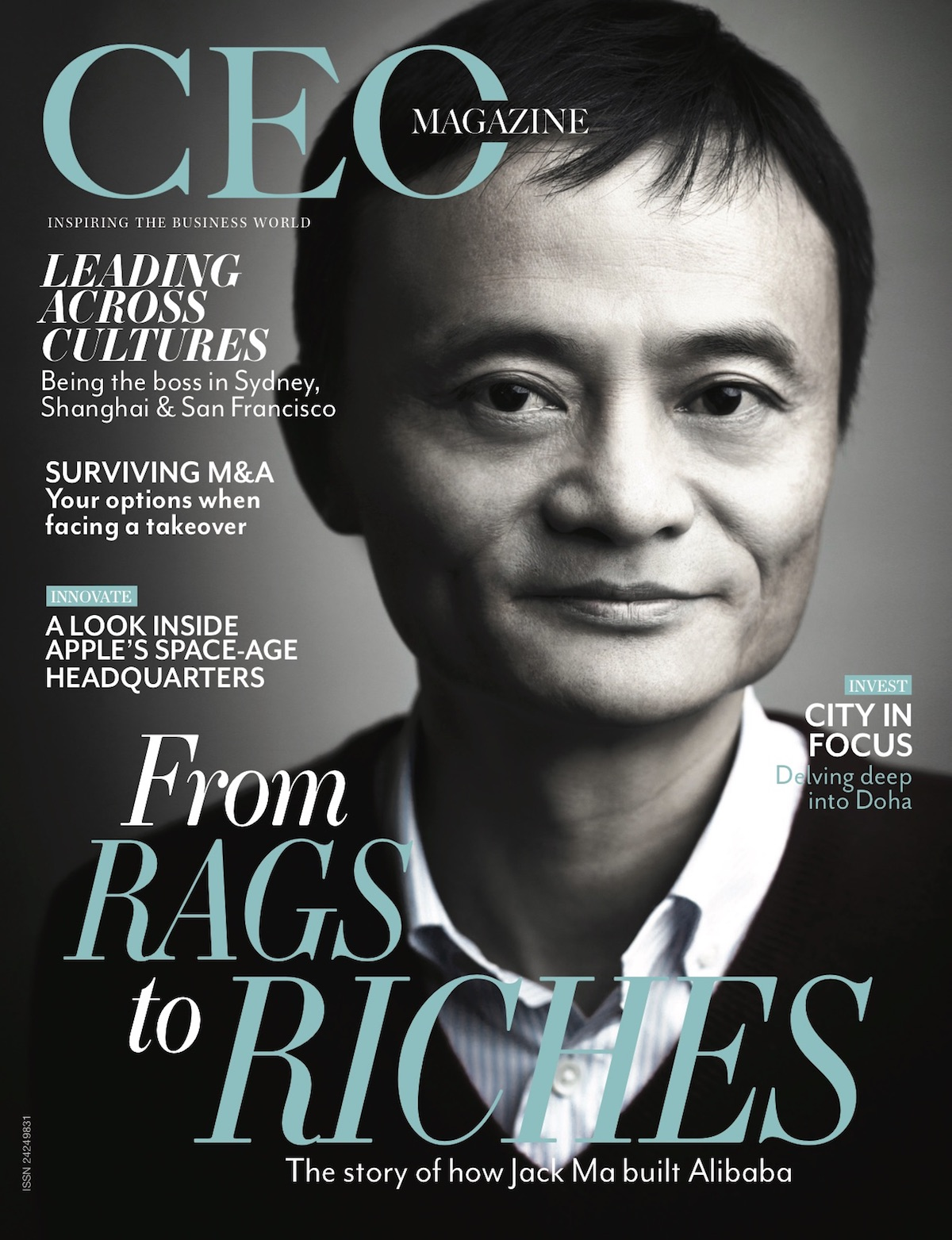 The CEO Magazine Asia February 2018