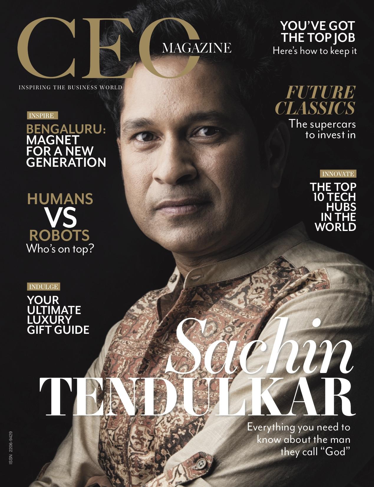 The CEO Magazine India Dec/Jan 2017