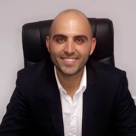 George Boumoussa, CEO and Managing Director of GJ Building and Contracting