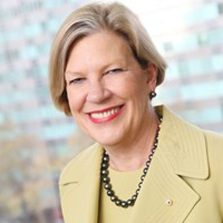 Ann Sherry AO, Executive Chairman of Carnival Australia