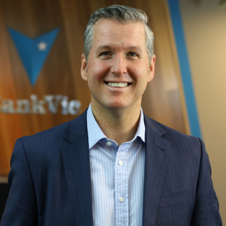 Stephen Capello, CEO of BankVic