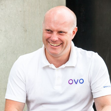 Matt Jones, Co-founder and CEO of OVO Mobile