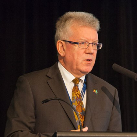 Neil Scales, Director-Geneal of Qld Department of Transport and Main Roads