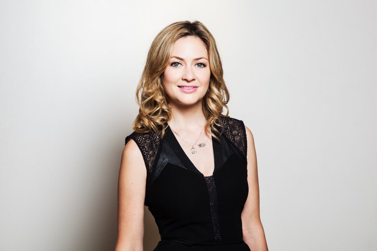 Kathryn Parsons, CEO and co-founder of Decoded