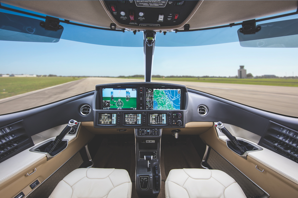 The Cirrus SF50 Vision Jet