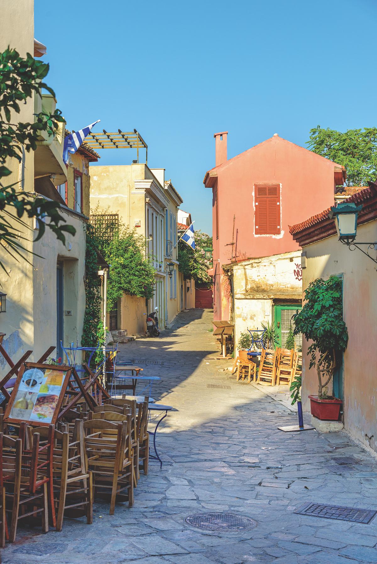 Ottoman, Athens