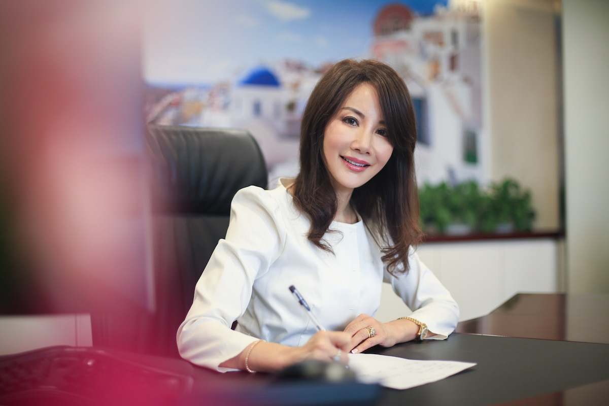 Jane Sun, CEO of Ctrip, China