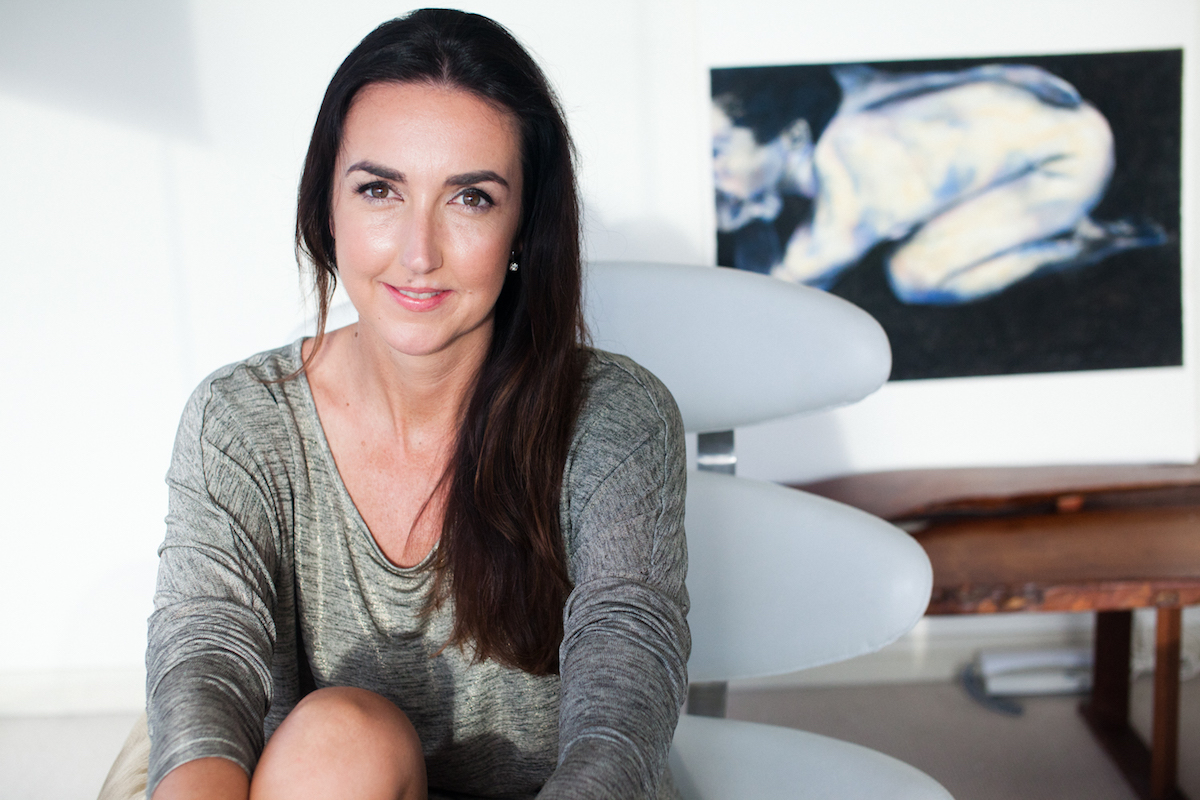 Jo Burston, Founder and CEO of Inspiring Rare Birds, Australia