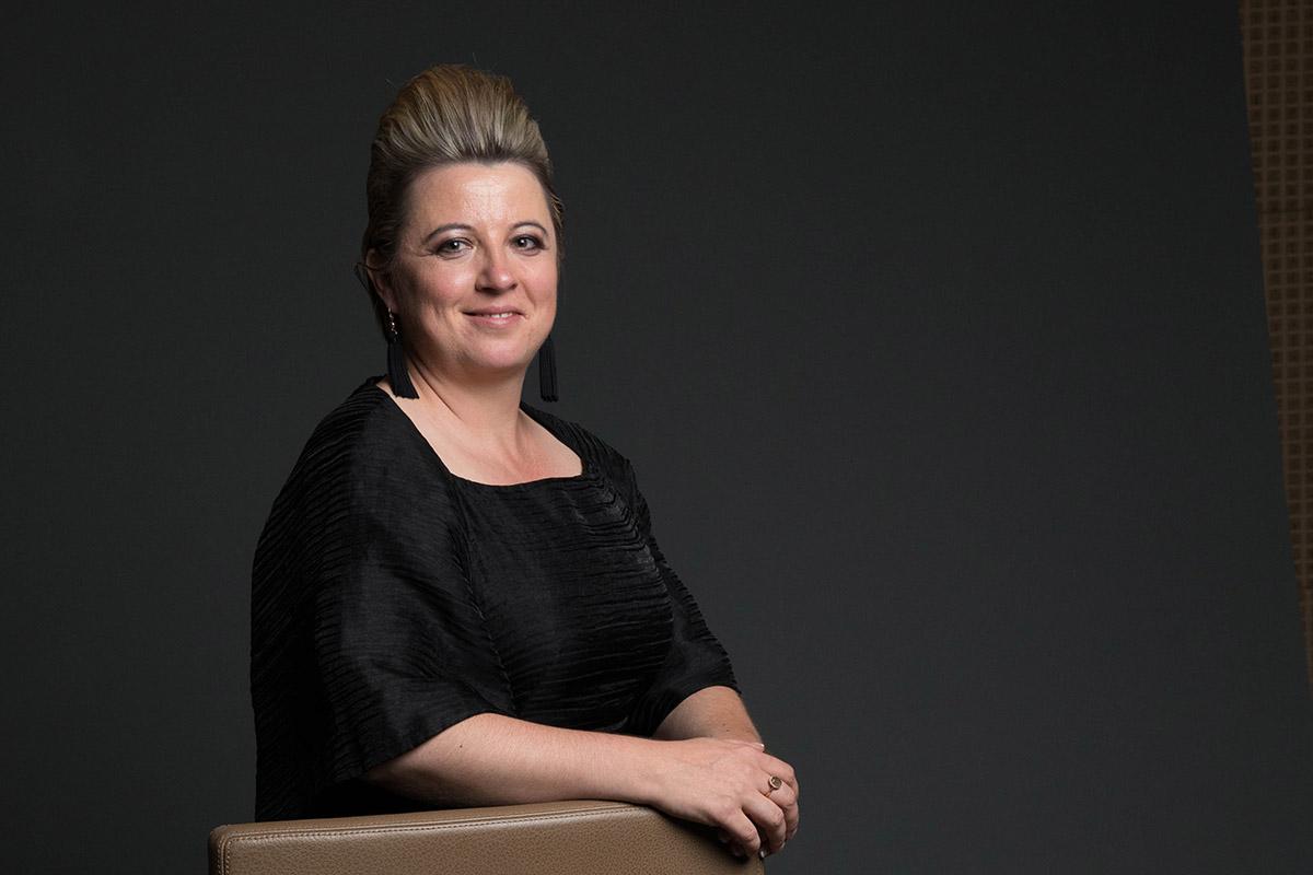 Magdalena Kosior-Molloy, CFO of Holman Webb Lawyers, Australia