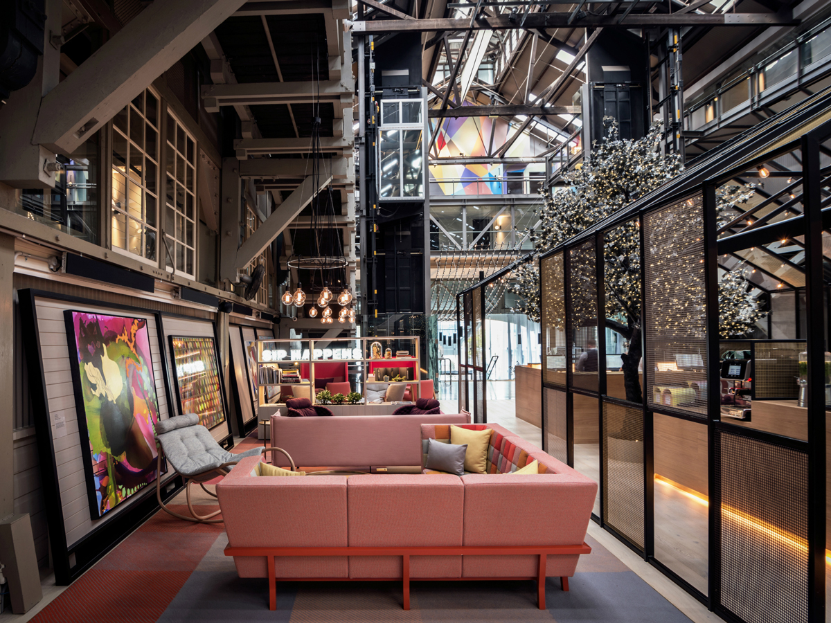 ovolo welcome lounge