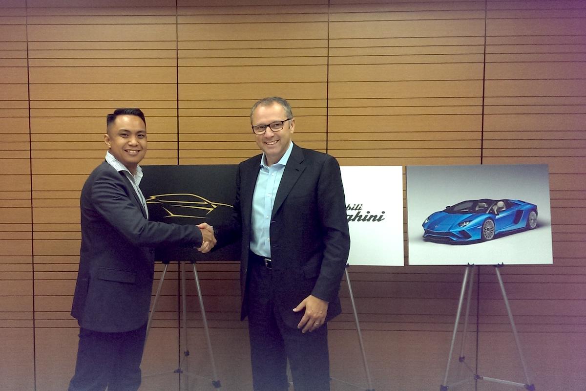 The CEO Magazine's Adrian Flores speaks with Lamborghini CEO Stefano Domenicali