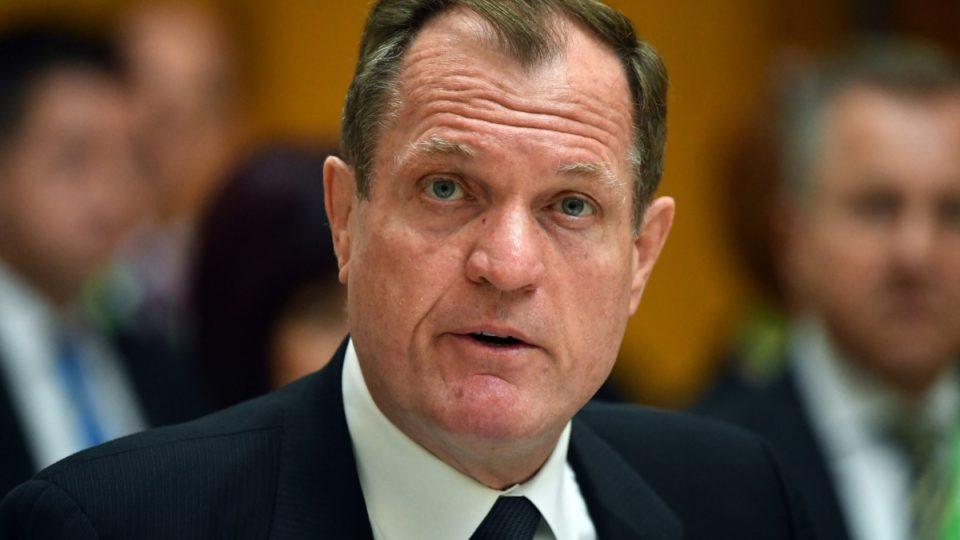 Chris Jordan, Commissioner of Taxation and Registrar of the Australian Business Register