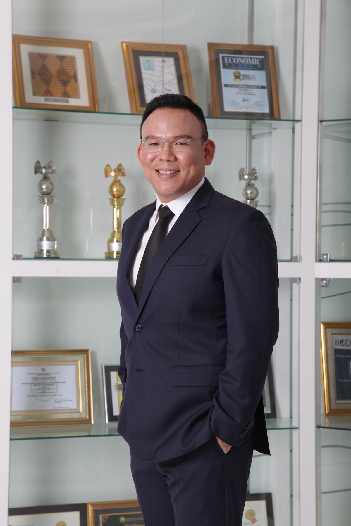 Kirana Limpaphayom President Director of Indo Tambangraya Megah