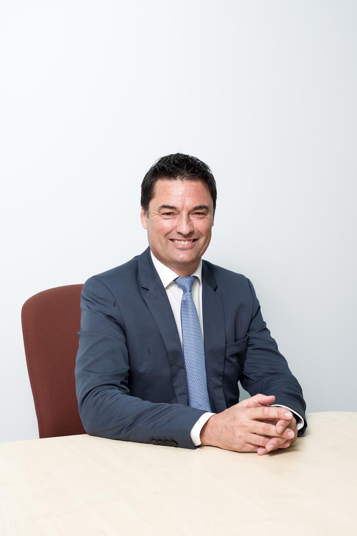 Xavier Courboin, Managing Director Asean-China-Pacific of Sapa Group
