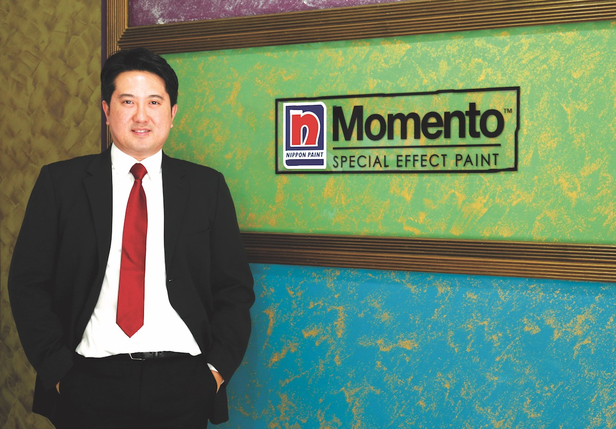 Jon Tan CEO of Nipsea Paints and Chemicals