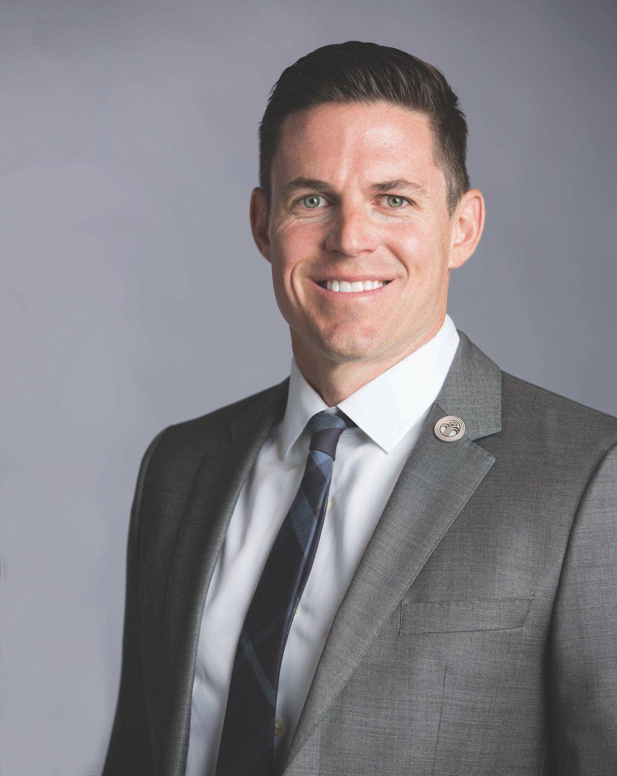 Ryan Napierski, President of Nu Skin