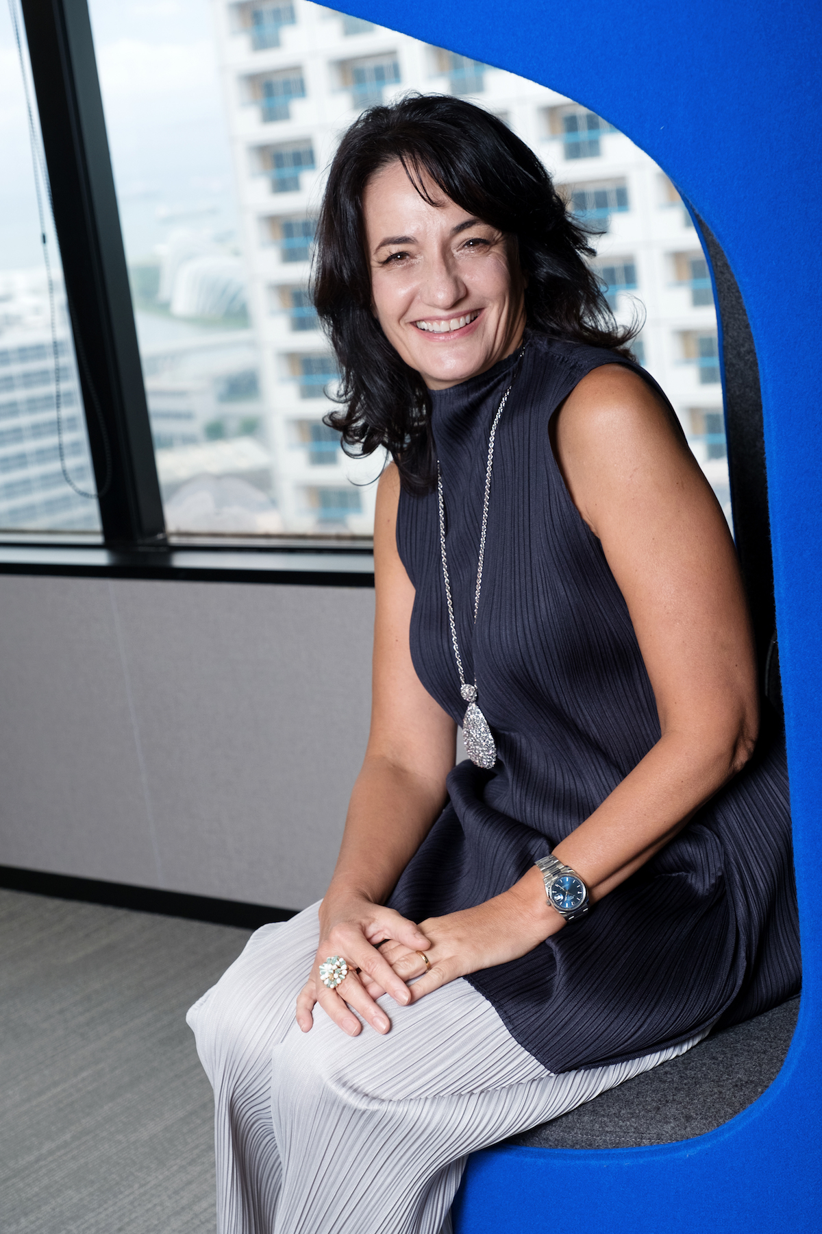 Anna Di Silverio, President of Growth Markets of Avanade Asia Pacific