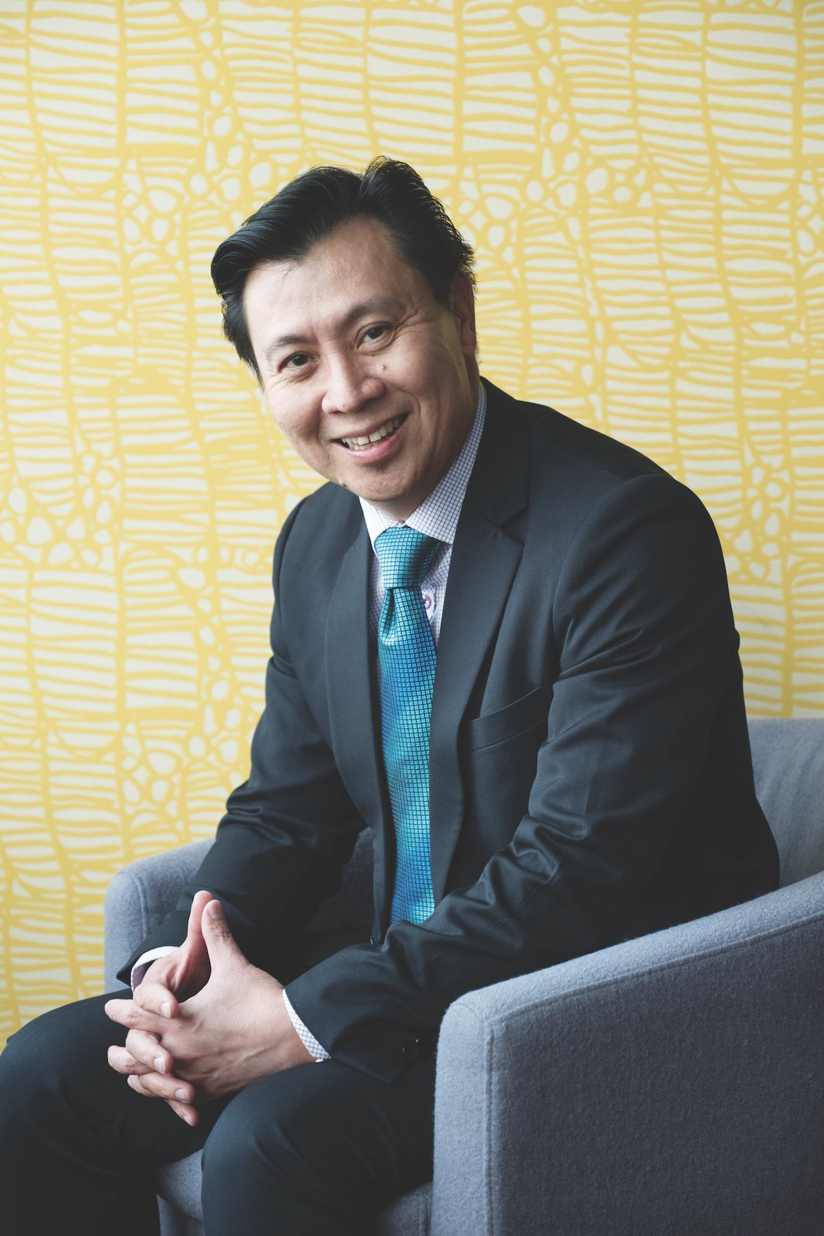 Lee Ang Seng Managing Director of Beca Carter Hollings & Ferner