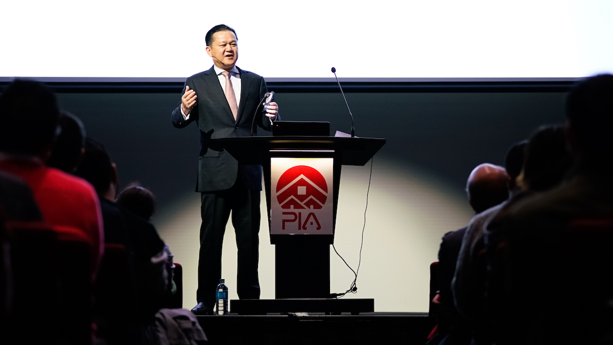 Justin Wang, Founder & MD of Property Investors Alliance