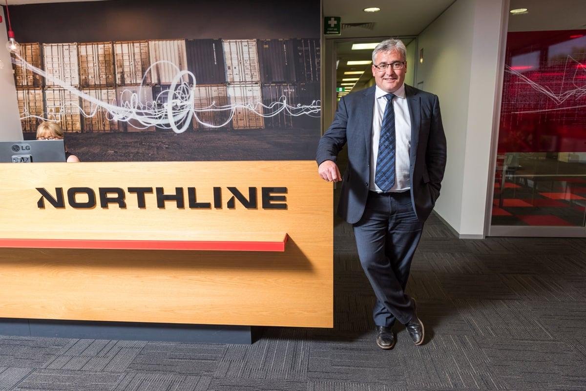 Craige Whitton, CEO of Northline