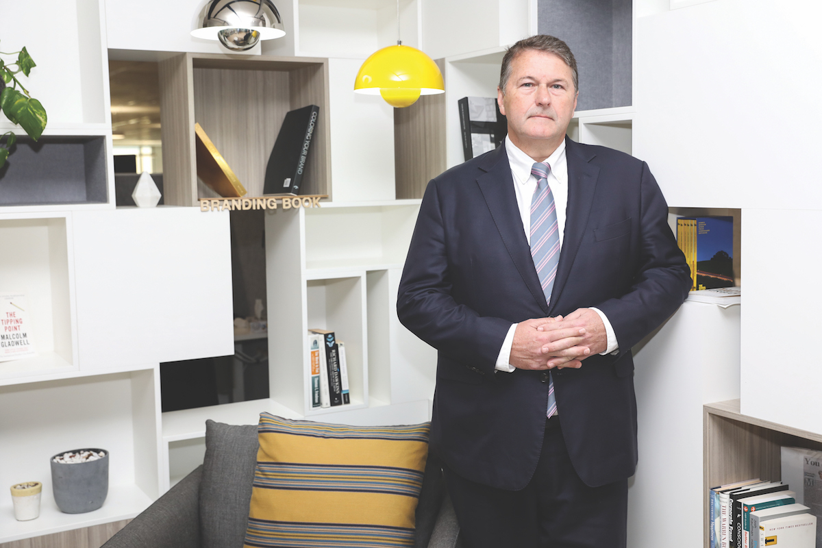 David Harrison, Group CEO & MD of Charter Hall Group