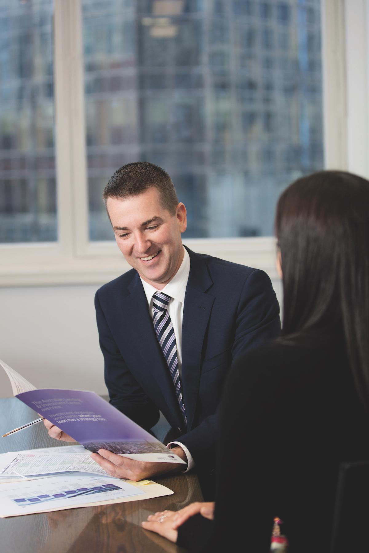 Jason Back MD of The Australian Lending & Investment Centre