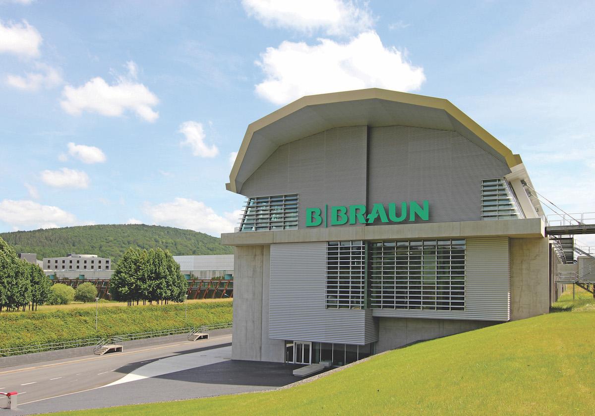 B. Braun headquarters