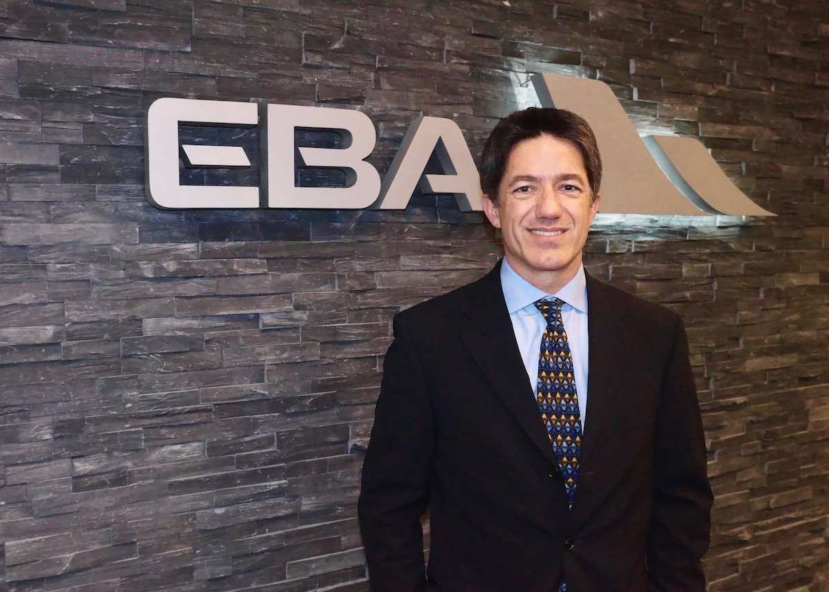 Brandon Mitchener, CEO of European Business Aviation Association
