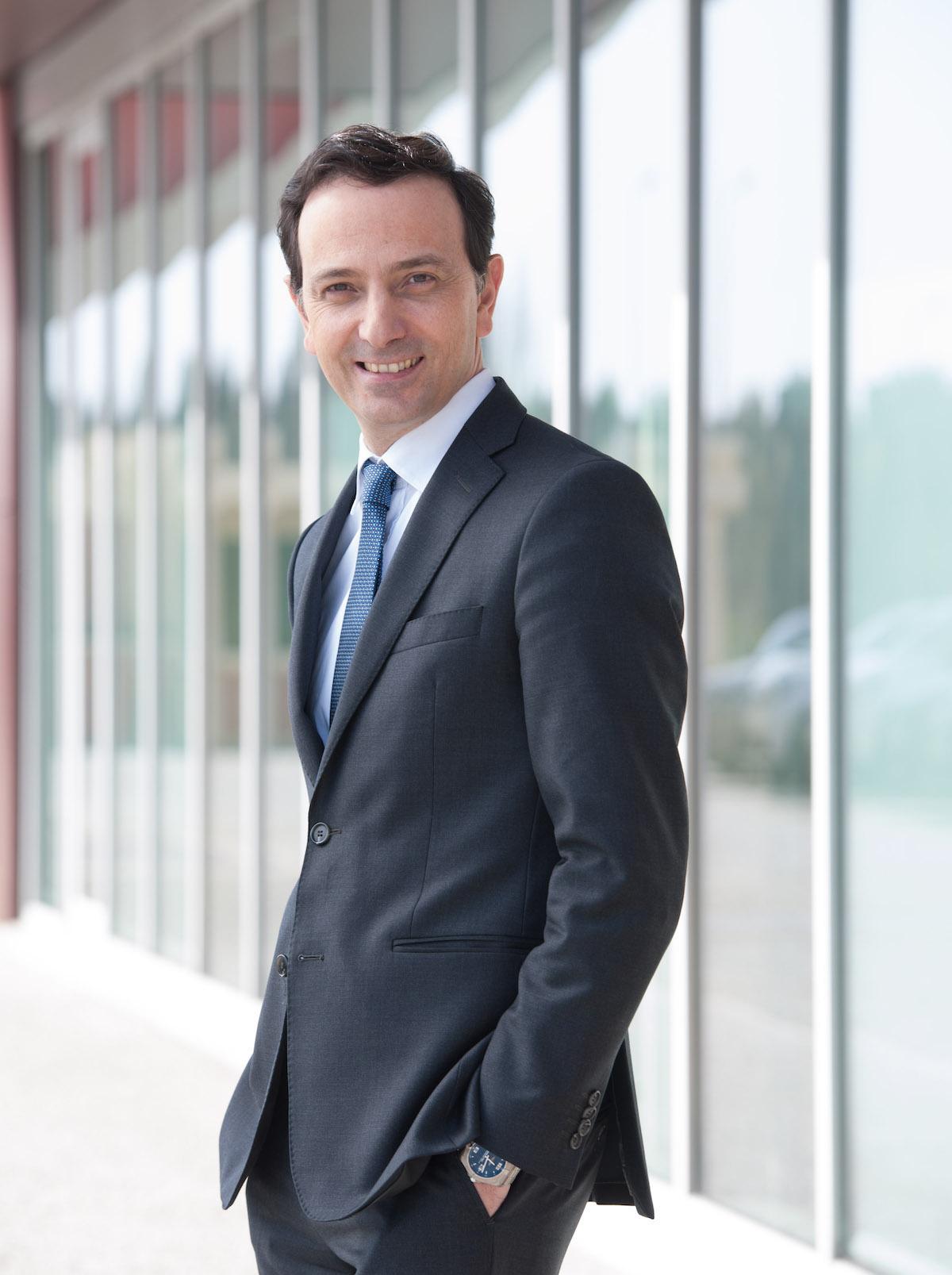 Rui Correia CEO of Sonae Arauco