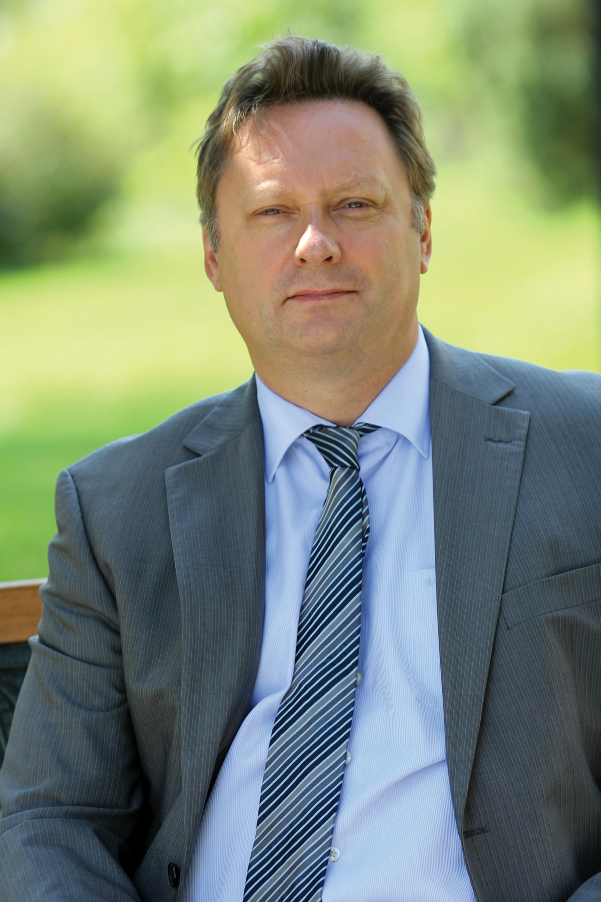 Joerg Matthies, CEO of Georgian Industrial Group