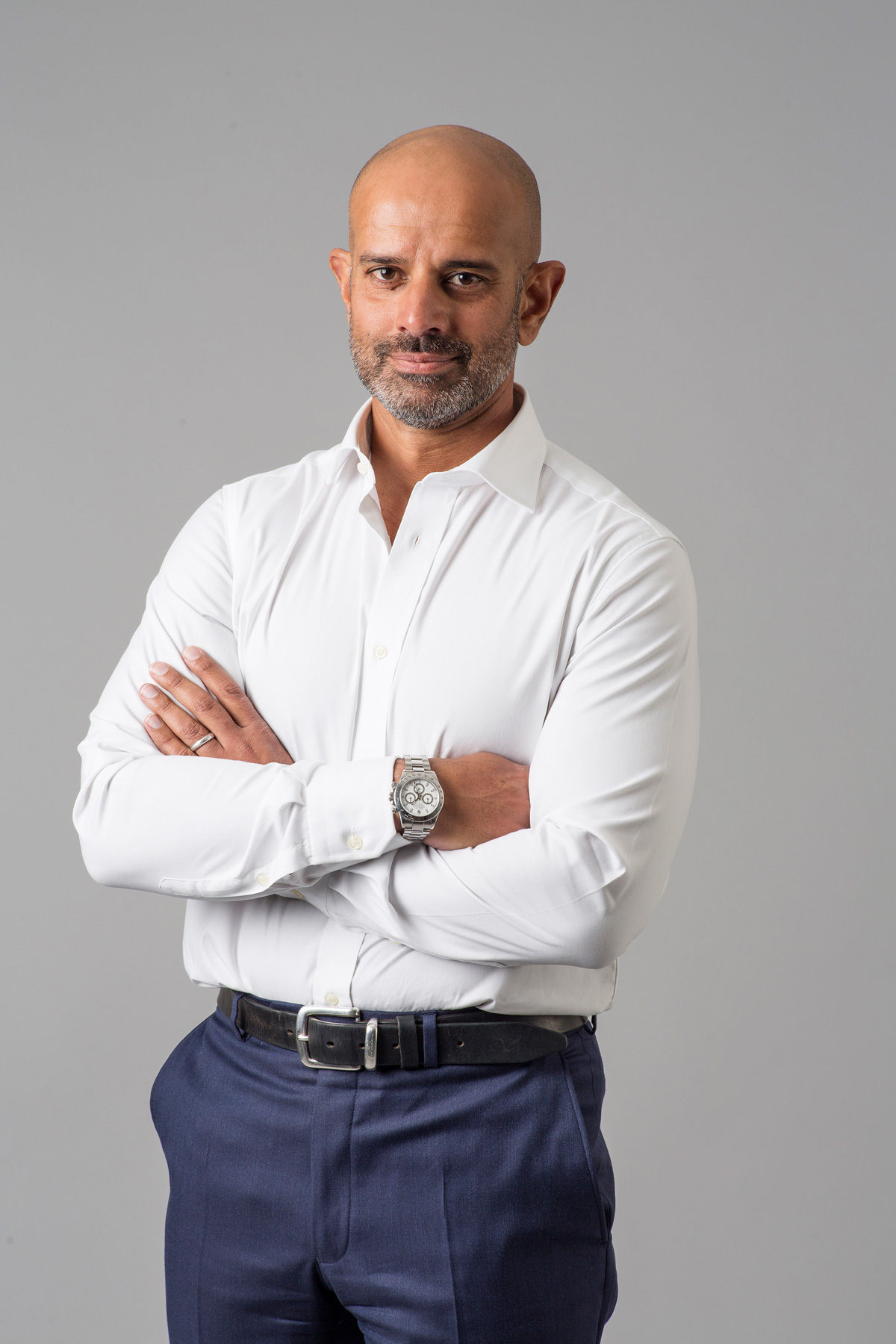 Paul Thandi, CEO of The NEC Group