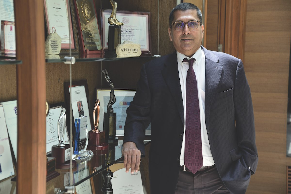 Manoj Tirodkar Founder & Managing Director of Global Group