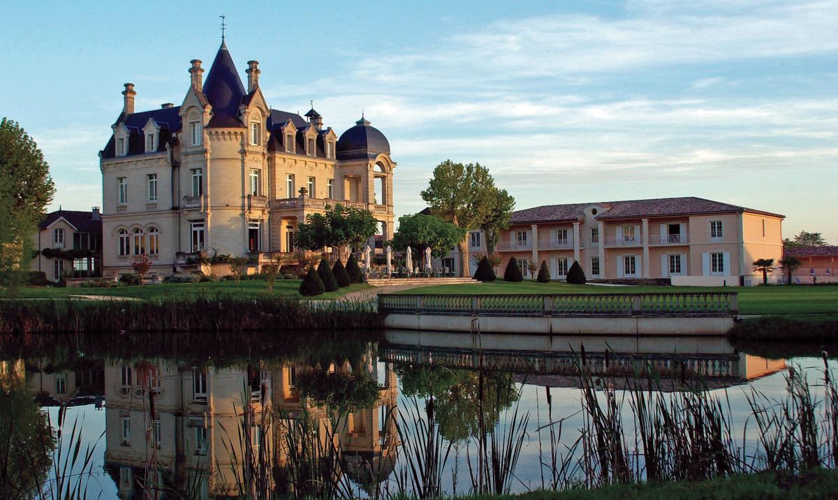 Château Grand Barrail hotel