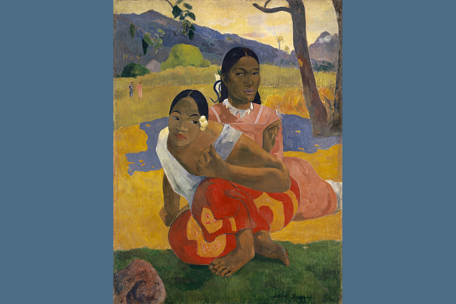 Nafea Faa Ipoipo (When Will You Marry?), Paul Gauguin, 1892/3