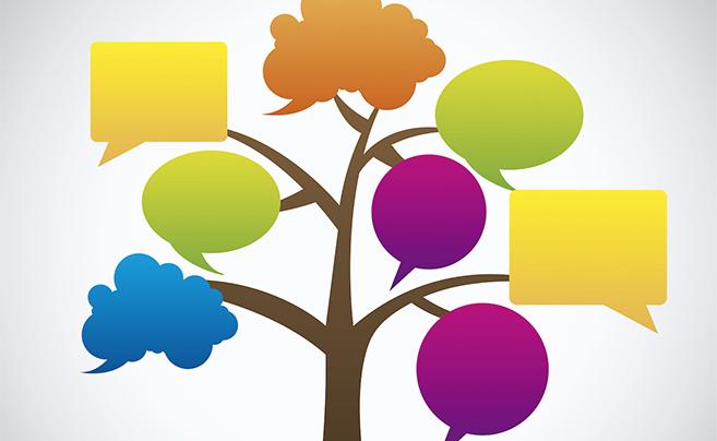 Social media for business - Image