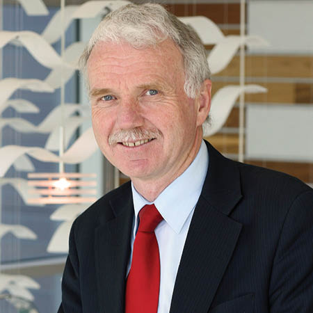 Photo of Aidan Byrne - CEO of Australian Research Council