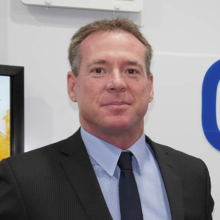 Photo of Andrew Lewis - CEO of Choices Flooring