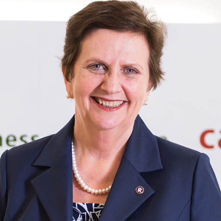 Photo of Anne Cross - CEO of UnitingCare Queensland