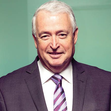Photo of Bruce Williams - CEO of Police Bank