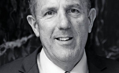 Photo of Charlie McLeish - CEO of Pental