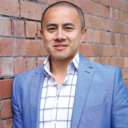 Photo of Edward Fong - MD of Ubisoft