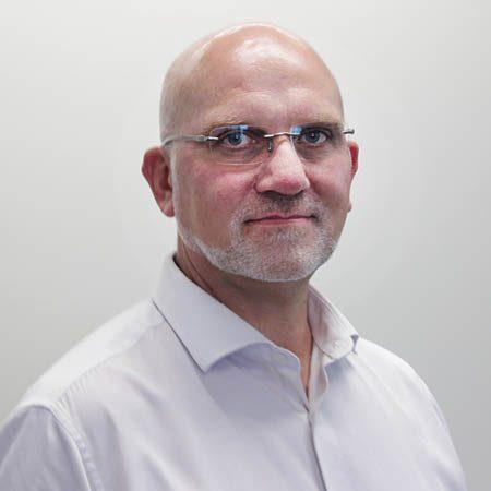Photo of Erol Harvey - CEO of MiniFAB