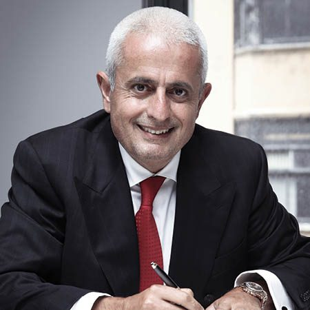 Photo of George J Syrmalis - CEO of The iQ Group