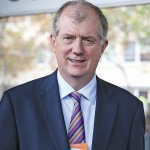 Photo of Howard Collins - CEO of Sydney Trains