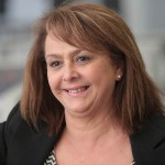 Photo of Janelle Goulding - CEO of City West Housing