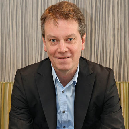 Photo of Jim Betts - CEO of Infrastructure NSW