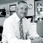 Photo of John Duncan - MD of Sharp Electronics Group