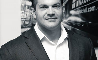 Photo of Nick Argyropoulos - MD of NA Group