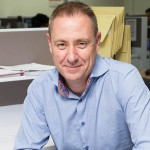 Photo of Oliver Rees - CEO of Torque Data