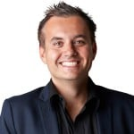 Photo of Pete Bosilkovski - MD of Leo Burnett